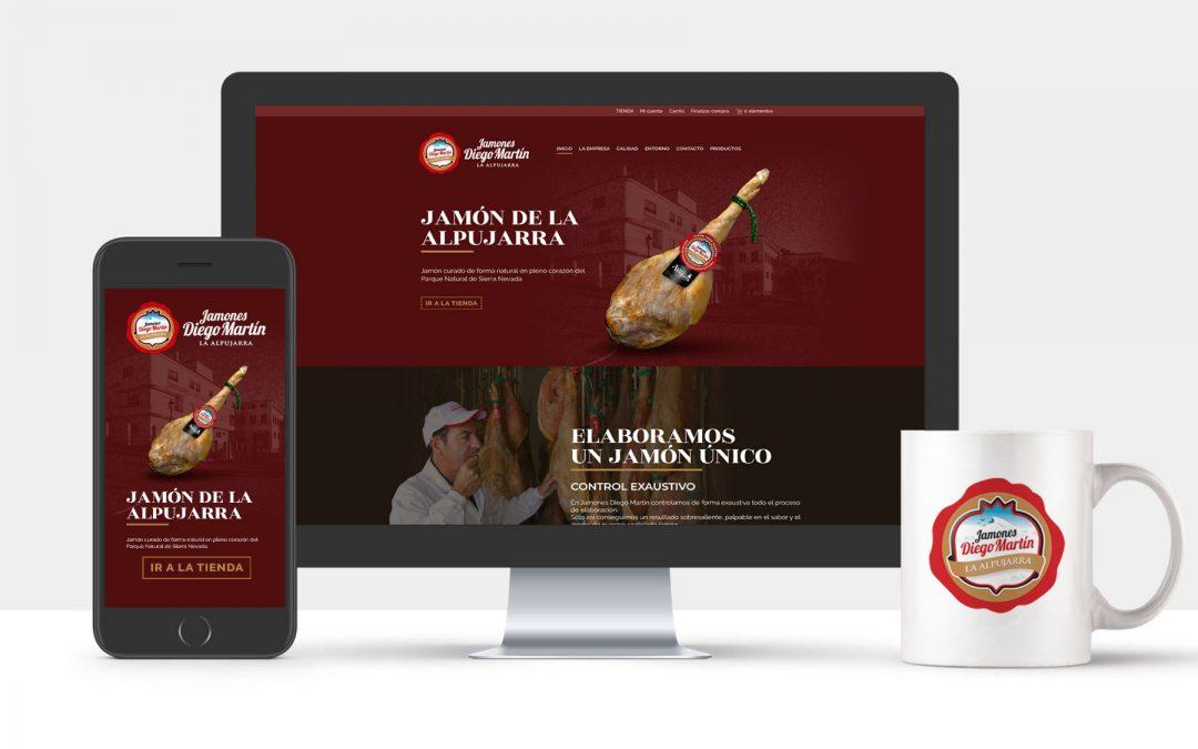 ESTRENAMOS WEB Y TIENDA ONLINE